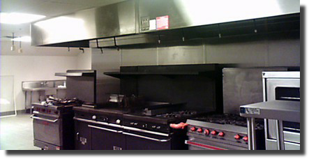 All your commercial kitchen equipment installation, service, and repair are easily handled by Universal.