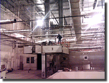 Large industrial installation