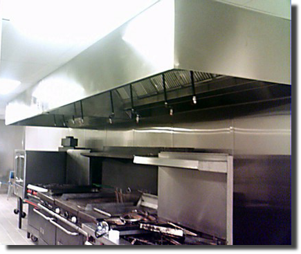 Cooking equipment installation, maintenance and service